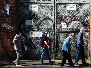 Φωτογραφία για Ανησυχία στη Γερμανία για τη μετάλλαξη Δέλτα του κορονοϊού