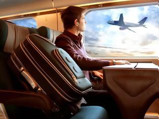 Φωτογραφία για Το τρένο, μια αξιόπιστη εναλλακτική λύση για τις εγχώριες αεροπορικές εταιρείες.