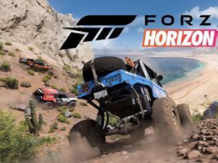 Φωτογραφία για Το Forza Horizon 5 τα...σπάει με τα γραφικά του