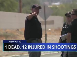 Φωτογραφία για Τρόμος στην Αριζόνα: Άνδρας κυκλοφορούσε με το αυτοκίνητό του και πυροβολούσε πολίτες - Ένας νεκρός