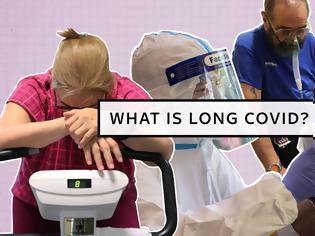 Φωτογραφία για Σύνδρομο Long Covid: Συμπτώματα που επιμένουν για μήνες μετά τη μόλυνση
