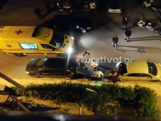 Φωτογραφία για Άγριο επεισόδιο στη Θεσσαλονίκη, έκαψαν 19χρονο με πυρσό