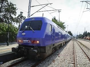 Φωτογραφία για Σιδηρόδρομοι -Προχωράει η ηλεκτροκίνηση: Αθήνα – Καλαμπάκα σε τρεις ώρες.