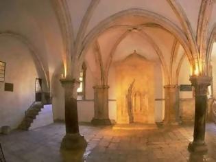 Φωτογραφία για Το Υπερώο της Σιών.Εδώ έγινε, η Επιφοίτηση του Αγίου Πνεύματος και η ίδρυση της πρώτης χριστιανικής Εκκλησίας
