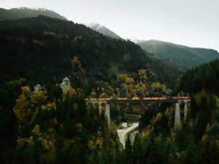 Φωτογραφία για Το πρώτο τρένο της Κίνας φτάνει στην αυστριακή πόλη Γκρατς.