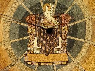 Φωτογραφία για Η Περιστερά που αναπαύεται πάνω στον Υιό, τώρα αναπαύεται πάνω σε καθένα από τους «υιούς εν τω Υιώ»