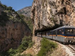 Φωτογραφία για Ατραξιόν ο Οδοντωτός! Ο ΟΣΕ έχει καταθέσει πρόταση να χαρακτηριστεί τουριστική η γραμμή Διακοπτό-Καλάβρυτα.