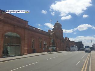 Φωτογραφία για Αγγλία: Ο σιδηροδρομικός σταθμός του Νότιγχαμ και η ιστορία του. Δείτε εικόνες και βίντεο.