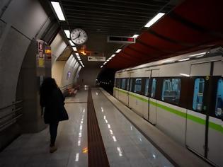 Φωτογραφία για Στις «ράγες» το έργο 1,2 δισ. του ΜετρόΥπεγράφη η σύμβαση με τις Άβαξ-Ghella-Alstom για το α' τμήμα της Γραμμής 4
