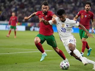 Φωτογραφία για EURO 2021: Τα ζευγάρια των «16» Αγγλία – Γερμανία και Βέλγιο – Πορτογαλία ξεχωρίζουν