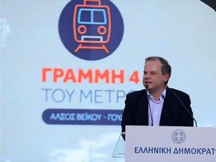 Φωτογραφία για Κ. Αχ. Καραμανλής: Η Ελλάδα οδηγεί τον τομέα μεταφορών στα Βαλκάνια