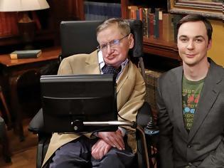 Φωτογραφία για Οι πραγματικές ιδιοφυΐες που εμφανίστηκαν  στη σειρά The Big Bang Theory