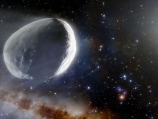 Φωτογραφία για Ανακαλύφθηκε γιγάντιος κομήτης που προέρχεται από τις εσχατιές του ηλιακού μας συστήματος