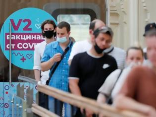 Φωτογραφία για Κοροναϊός - Ρωσία: Νέο αρνητικό ρεκόρ θανάτων εντός ενός 24ώρου στη Μόσχα