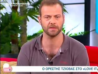 Φωτογραφία για Ορέστης Τζιόβας: «Πέρασα Covid. Γύρισε σε πνευμονία και μπήκα στο νοσοκομείο»