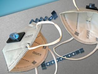 Φωτογραφία για Μάσκα που ανιχνεύει τον κορωνοϊό με ακρίβεια PCR τεστ