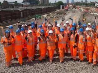 Φωτογραφία για Η συμφωνία ανοίγει το δρόμο για την ίση παρουσία γυναικών στο σιδηρόδρομο.