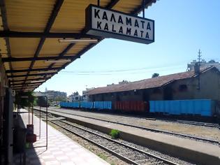 """Φωτογραφία για """"Πάμε βόλτα"""" σε σιδηροδρομικούς σταθμούς από Ζευγολατιό έως Καλαμάτα."""