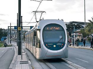 Φωτογραφία για Τον Σεπτέμβριο σε εμπορική λειτουργία η επέκταση του τραμ στον Πειραιά