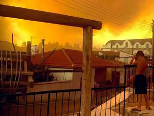 Φωτογραφία για Φονική πυρκαγιά στην Κύπρο - Τέσσερις νεκροί - Μαίνεται το πύρινο μέτωπο