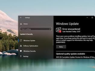 Φωτογραφία για TA χαρακτηριστικά στην έκδοση 21H2 των Windows 10, κυκλοφορεί Οκτώβριο