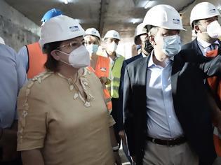 Φωτογραφία για Μετρό Θεσσαλονίκης: Επανεκκινούν οι εργασίες στον σταθμό Βενιζέλου