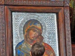 Φωτογραφία για «Καλά είμαι μητέρα μου, με κρατά καλά η Παναγία και δεν φοβάμαι»