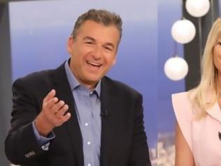 Φωτογραφία για «Αναρωτήθηκα γιατί Φαίη Σκορδά και Γιώργος Λιάγκας είναι ξανά μαζί τηλεοπτικά»