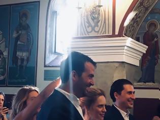 Φωτογραφία για Παντρευτηκε ο επιχειρηματιας και υποψηφιος βουλευτης του ΚΙΝΑΛ Μενελαος Γερονικολος με κουμπαρο τον Παυλο Χρηστιδη!