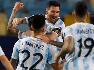 Φωτογραφία για Το Copa America έφερε χρήμα στην Αργεντινή
