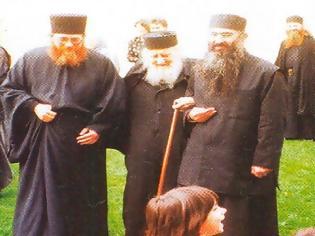 Φωτογραφία για Ηχητικό ντοκουμέντο συνομιλίας του Αγίου Σωφρόνιου με τον Γέροντα Εφραίμ τον Βατοπαιδινό