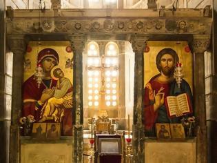 Φωτογραφία για Θαύματα και Θεία Λειτουργία: Η Θεία Λειτουργία και τα σύκα
