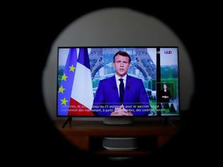 Φωτογραφία για Γαλλία: Τρέχουν όλοι να εμβολιαστούν μετά το διάγγελμα Μακρόν - «Έπεσε» το σύστημα ηλεκτρονικών ραντεβού