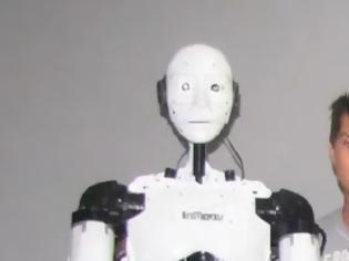Φωτογραφία για Δημήτρης Χατζής: Στα 15 του έφτιαξε ανθρωποειδές ρομπότ, στα 21 του έχει start up