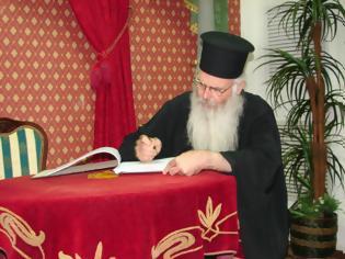 Φωτογραφία για Μεσογαίας Νικόλαος: «Ο Επίσκοπος Αθανάσιος Γιέφτιτς υπήρξε ομολογητής της πίστης και της Ορθόδοξης Εκκλησίας»