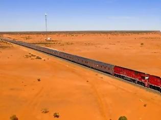 Φωτογραφία για Τα  μεγαλύτερα σιδηροδρομικά ταξίδια στον κόσμο.