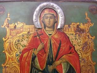 Φωτογραφία για Είμαι η Μαρίνα από την Άνδρο - Ένα από τα απίστευτα μεγάλα θαύματα της Αγίας Μαρίνας Άνδρου