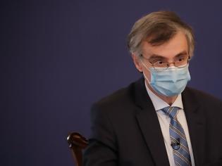 Φωτογραφία για Τσιόδρας για τους αρνητές των εμβολίων: «Με fake news αποποιούνται ευθύνες»