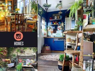 Φωτογραφία για Instagram Homes : Lisa loves vintage