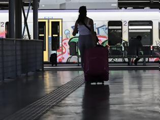Φωτογραφία για Νέα μέτρα: Αρνητικό τεστ και για τα ταξίδια με τρένο εξετάζει το υπουργείο Μεταφορών