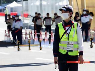 Φωτογραφία για Ολυμπιακοί Αγώνες: Κρούσμα κορονοϊού στο Ολυμπιακό χωριό