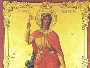 Φωτογραφία για Θαύματα της Αγίας Μαρίνας – Η νοσοκόμα με τα άσπρα ήταν η Μεγαλομάρτυς