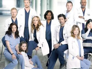 Φωτογραφία για Grey's Anatomy: Μια σεζόν...στην εντατική!