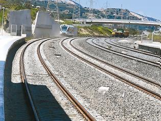 Φωτογραφία για Επαναδημοπράτηση για το σιδηροδρομικό έργο Κιάτο – Αίγιο.