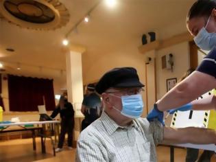 Φωτογραφία για Εμβολιασμός κατ΄οίκον: Ανοίγει αύριο η πλατφόρμα – Ποια είναι τα κριτήρια