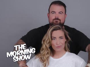 """Φωτογραφία για Τέλος από το """"The Morning show"""" η Ελεονώρα Μελέτη. Το «αντίο στον Νικόλα Ράπτη"""