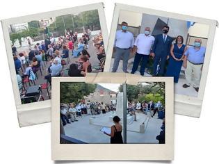 Φωτογραφία για ΜΕΣΟΛΟΓΓΙ - ΚΑΛΑΜΟΣ - ΠΟΡΕΙΑ ΑΡΕΤΗΣ. Οι εφετινές εκδηλώσεις στο Νησί του Καλάμου, στέφτηκαν με πλήρη επιτυχία!