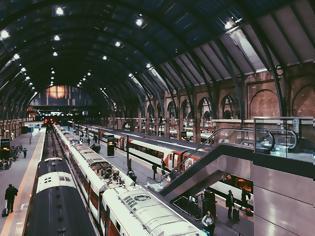 """Φωτογραφία για Πανάκριβα, αλλά πιο """"πράσινα"""" τα σιδηροδρομικά ταξίδια."""