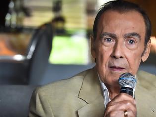 Φωτογραφία για Στα τουρκικά ΜΜΕ ο θάνατος του Βοσκόπουλου - «Έφυγε ο θρυλικός Έλληνας τραγουδιστής»