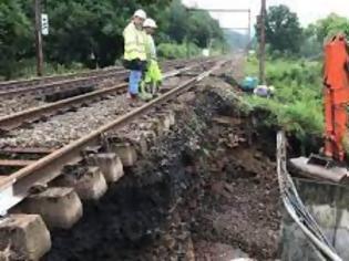 Φωτογραφία για Βέλγιο-Γερμανία: το εκτιμώμενο κόστος για τις επισκευές ζημιών από πλημμύρες ανέρχεται σε δισεκατομμύρια.
